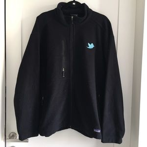 Patagonia Men's Synchilla Fleece Jacket XL Black